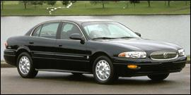 Used 2001 Buick LeSabre Limited