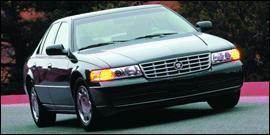 Used 2001 Cadillac Seville SLS