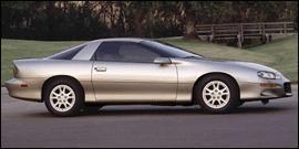 Used 2001 Chevrolet Camaro Z28