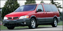 Used 2001 Pontiac Montana