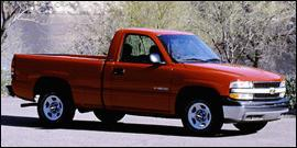 Used 2001 Chevrolet Silverado 1500 LS Extended Cab