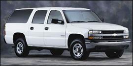 Used 2001 Chevrolet Suburban LT