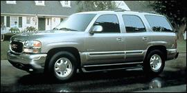 Used 2001 GMC Yukon SLT