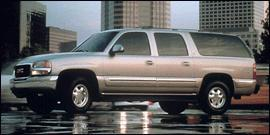 Used 2001 GMC Yukon XL SLT