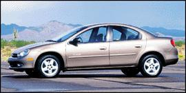 Used 2001 Plymouth Neon