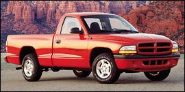 Used 2001 Dodge Dakota SLT