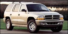 2001 Dodge Durango Limited