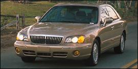 Used 2001 Hyundai XG300