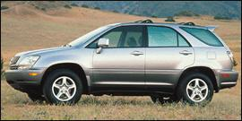 Used 2001 Lexus RX 300