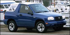 Used 2001 Suzuki Vitara JLX