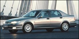 Used 2001 Saab 9-5 SE