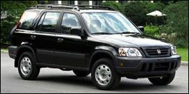 Used 2001 Honda CR-V LX