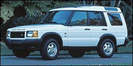 Used 2001 Land Rover Discovery Series II