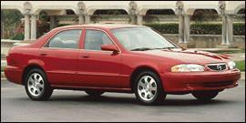 Used 2001 Mazda 626 ES