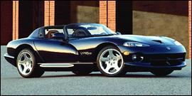 Used 2001 Dodge Viper RT-10