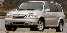 Used 2001 Suzuki XL7