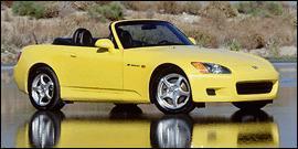 Used 2001 Honda S2000