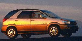 Used 2002 Buick Rendezvous AWD