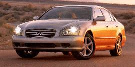 Used 2002 INFINITI Q45