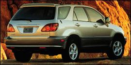 Used 2000 Lexus RX 300 Base