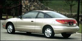 2000 Saturn SC 1