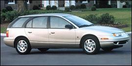 2000 Saturn SW 2