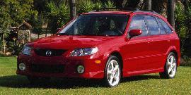 Used 2002 Mazda Protege5