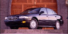 Used 2002 Buick LeSabre Limited