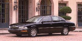 Used 2002 Buick Park Avenue Ultra