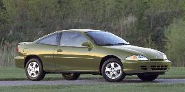 Used 2002 Chevrolet Cavalier Base