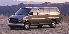 Used 2002 Chevrolet Express 1500 Cargo