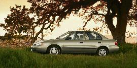 Used 2002 Chevrolet Prizm