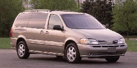 Used 2002 Oldsmobile Silhouette