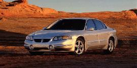 Used 2002 Pontiac Bonneville SE