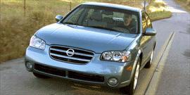 Used 2002 Nissan Maxima SE