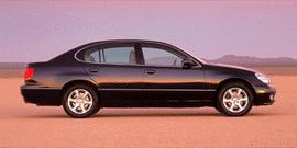 Used 2002 Lexus GS 300