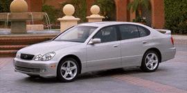 Used 2002 Lexus GS 430