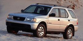 Used 2002 Honda Passport LX