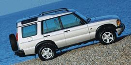 Used 2002 Land Rover Discovery Series II SE