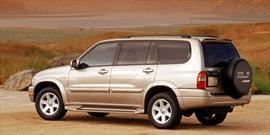 Used 2002 Suzuki XL7