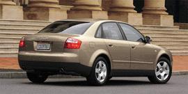 Used 2002 Audi A4 1.8T quattro
