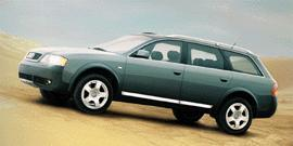 Used 2002 Audi allroad 2.7T