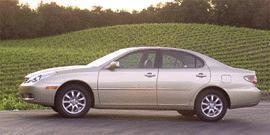 2002 Lexus ES 300 4DR SDN AT