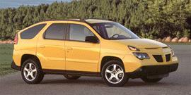 Used 2002 Pontiac Aztek