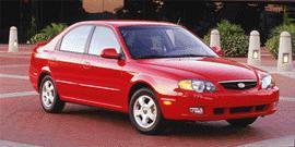 Used 2002 Kia Spectra