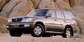 Used 2002 Lexus LX 470 SUV