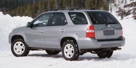 Used 2002 Acura MDX Touring