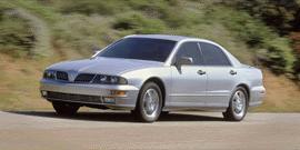 Used 2002 Mitsubishi Diamante