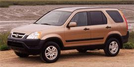 Used 2002 Honda CR-V EX