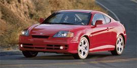 Used 2003 Hyundai Tiburon GT V6